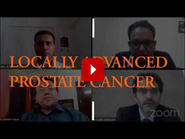 locally advanced prostate cancer